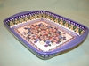 Medium Polish Lasagna Pan - Pattern 04