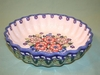 Scalloped Souffle Dish - Pattern 04