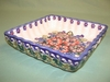 Square Scalloped Serving Dish - Pattern 04
