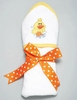 Darling Duckie Hooded Bath Towel