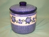 Polish Cookie  Jar- Pattern A12