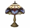 Tiffany and Tiffany Style Lamps