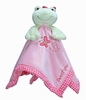 Hattie the Frog  Security  Blanket