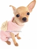 Rose Marie Dog Sweater - Pink