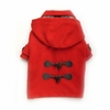 Paddington Duffle Coat - Red