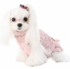 Ruffles Glamour Dog Coat