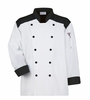 Chef Coat - Top Trim