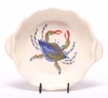 Ceramic Brie Baker - Blue Crab