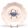 Ceramic Pie Plate - Blue Crab