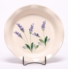 Ceramic Pie Plate - Lavender Pattern
