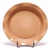 Ceramic Pie Plate - Go Green Pattern