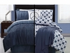 Boy's Reversible Logan Bed Set