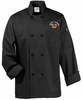 Standard Black Chef Jacket