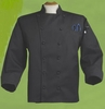 Legato Black Chef Jacket