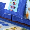 Kid's Pirates! Bed Skirt