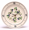 Kitchen Wall Clock - Blueberry