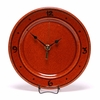 Kitchen Wall Clock - Copper Clay