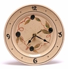Kitchen Wall Clock - Tuscan Olive