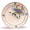 Kitchen Wall Clock - Blue Crab