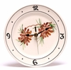 Kitchen Wall Clock - Pinecone