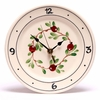 Kitchen Wall Clock - Cranberry