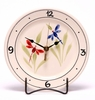 Kitchen Wall Clock - Dragonfly