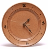 Kitchen Wall Clock - Go Green Earthware