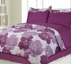 Girl's Color Me Purple Bed Set