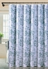 Shadowvine Microfiber Shower Curtain