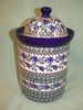 Extra Large Kitchen Canister - Pattern A18
