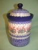 Extra Large Kitchen Canister - Pattern A59