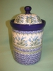 Extra Large Kitchen Canister - Pattern A60
