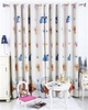 Kid's Winnie the Pooh White Curtain Drapes