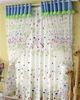 Kid's Barn Animal Window Drapes