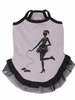 Barbie Dazzler Grey Puppy Dress