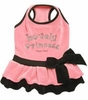 Lovely Princess Pink Puppy Dress