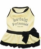 Lovely Princess Yellow Puppy Dress