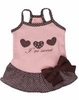 Sweet as Honey Pink Puppy Dress