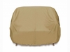 Ready Love Seat/Glider Cover - Khaki