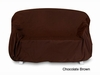 Outdoor 3-Seat Sofa Cover - Brown