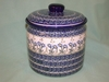 Polish Cookie Jar - Pattern A15