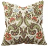 "Grand Floral 22"" Wide Throw Pillow"