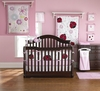 'Pretty in Pink' 5 Piece Crib Set