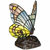 Multi-colored Butterfly Accent Lamp