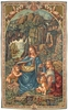 Vierge Roc ( Mother Mary) Tapestry