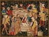 Medieval  Feast & Wine Tapestries