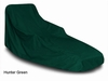 Oversized Patio Chaise Cover - Green