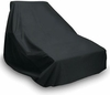Double-sized Chaise Cover - Black