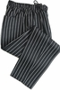 Chef's Chalk Stripe Baggy Pants