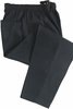 Black Cargo Baggy Chef Pants